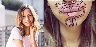 Make Up Artist Turns Lips Into Your Favourite Animated Cartoon