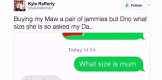 10 Text Messages Only The Scottish Will Understand