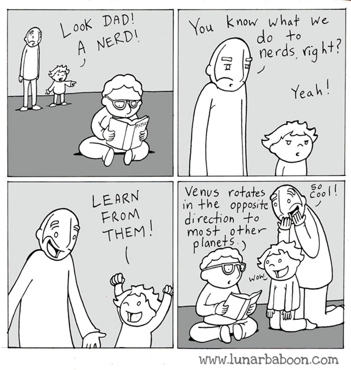Parenthood Ain't That Bad As Depicted By This Father Via Illustrations