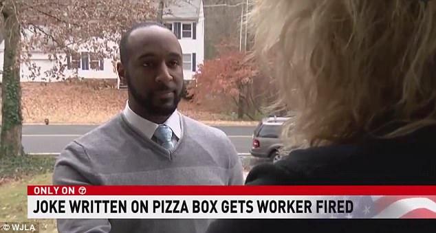 Pizza Hut Employee Fired For Writing A Joke Inside Box