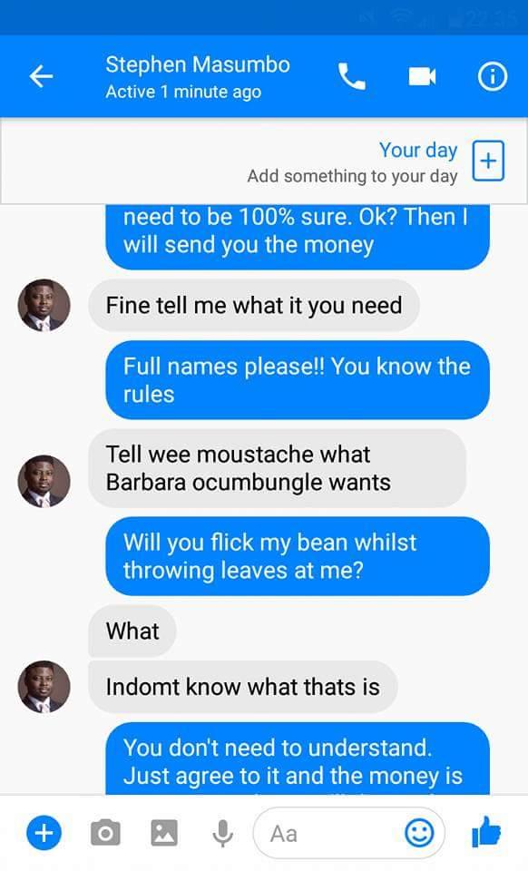 British Woman Savagely Trolls A Facebook Scammer