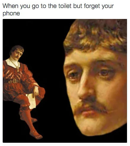 Funny Art Memes That Will Make You Fall In Love With History