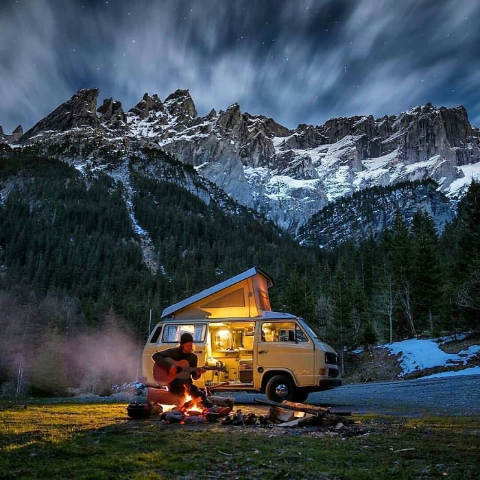 What's It Like Quitting Your Job And Living The 'Project Van Life'