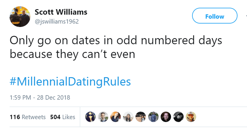 People Shared Their Funniest And Pretty Useful Dating Rules Of Millennials