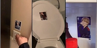 Fan Of Jimin From BTS Pranks Dad With Pictures Of BTS All Over The House