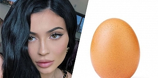 Kylie Jenner Loses Top Spot To An Egg As Instagram's Most Liked Picture