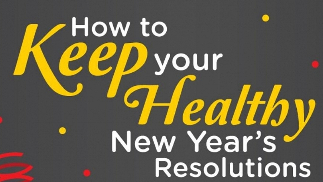 This Is How You Stick To Your New Years Resolutions