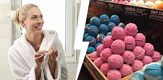 Woman Shares Her Experience Of Bath Bombs Which Made Her Lady Bits Look Like A Disco