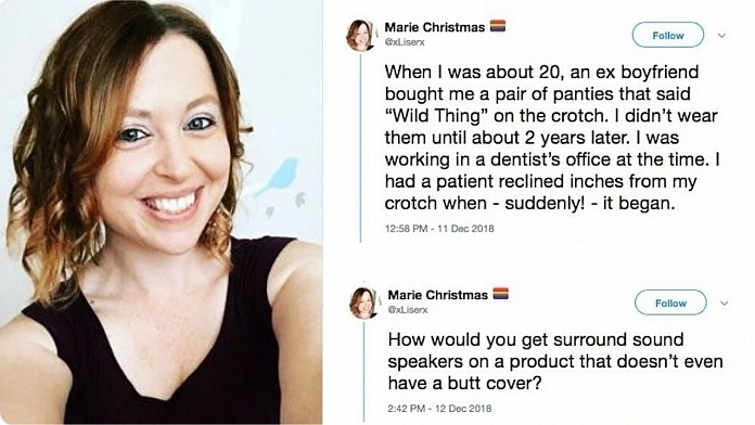 Woman Who Wore Musical Panties To Work Shares Her Story And It Is Hilarious