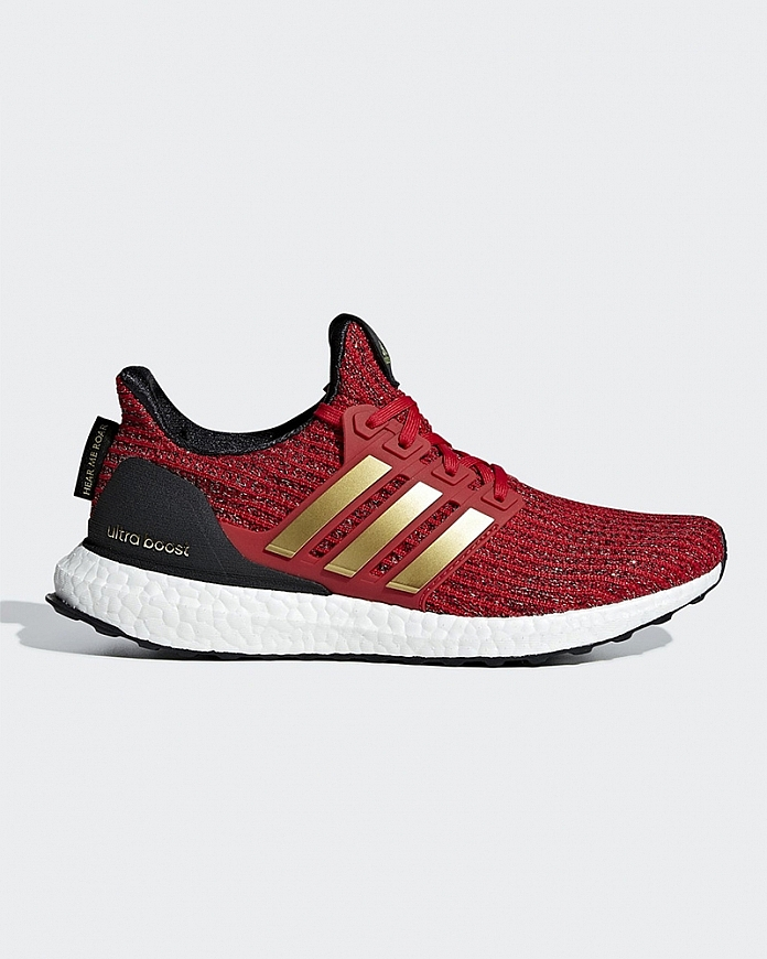 """House Lannister"" adidas Ultra Boost trainers"