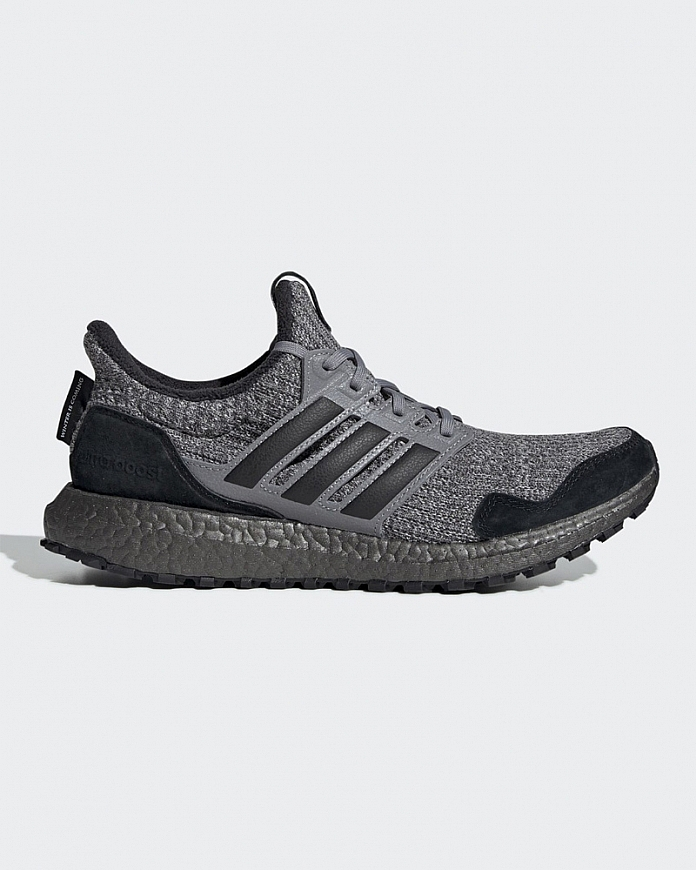 """House Stark"" adidas Ultra Boost trainers"