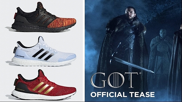 Adidas Launches Game Of Thrones x Six New Ultra Boosts Collection