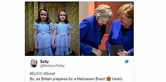 Brexit Memes Begin Flooding In As Britons Mock New Halloween Deadline