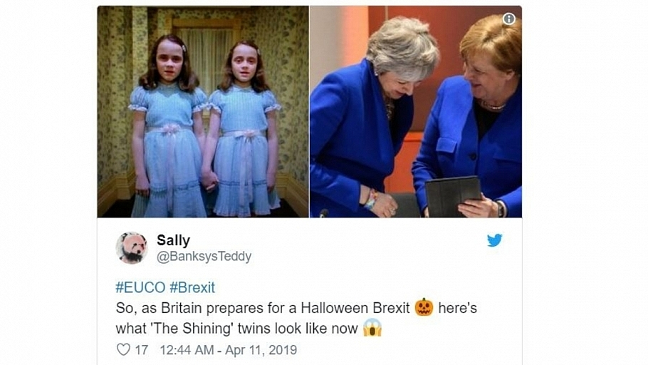 Brexit Memes Begin Flooding In As Britons Mock New Halloween Deadline