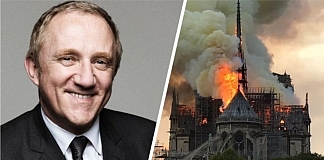French Billionaire Pledges €100 Million Towards Rebuilding Notre Dame
