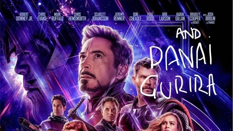 Marvel's Avengers:Endgame Tickets Are On Sale And Fans Are Losing It