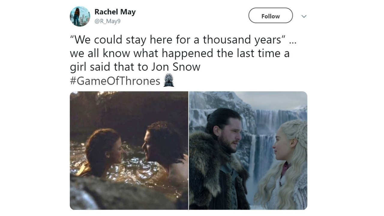 People Are Roasting Game Of Thrones Season 8 Episode 1 And They Are Not Holding Back
