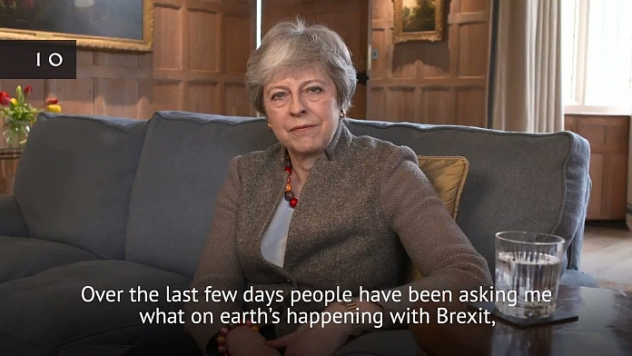 These 21 Theresa May's 'What's Happening With Brexit' Memes Are Hilarious