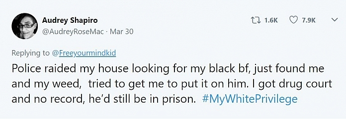 Twitter Got Flooded With Outrageous Things People Got Away With Because Of #MyWhitePrivilege