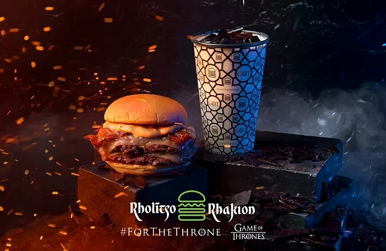 Brands Are Now Coming Up With Game Of Thrones Themed Food And Drinks
