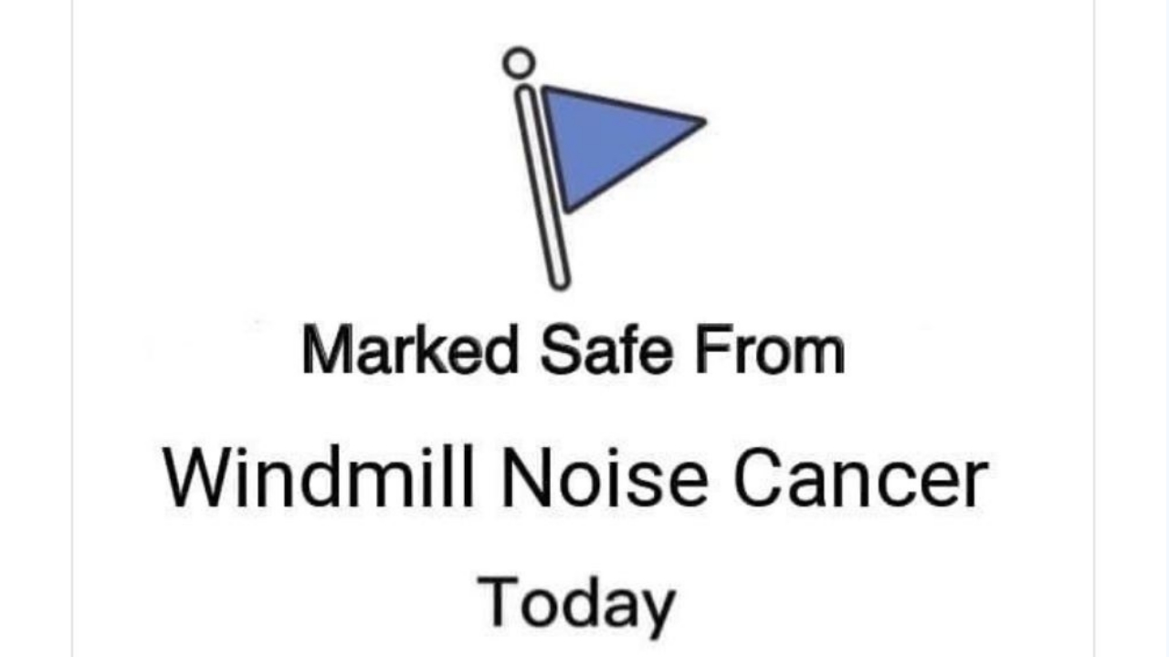 People Respond To Trump's Windmill Noise Causes Cancer Statement